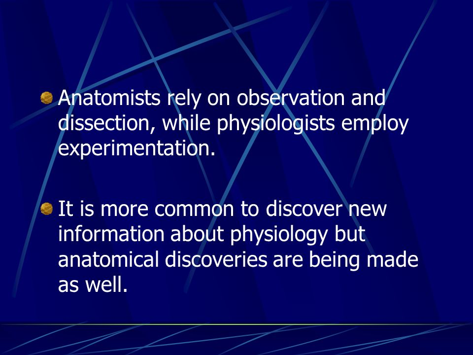 Chapter 1 Introduction to Human Anatomy and Physiology. - ppt download