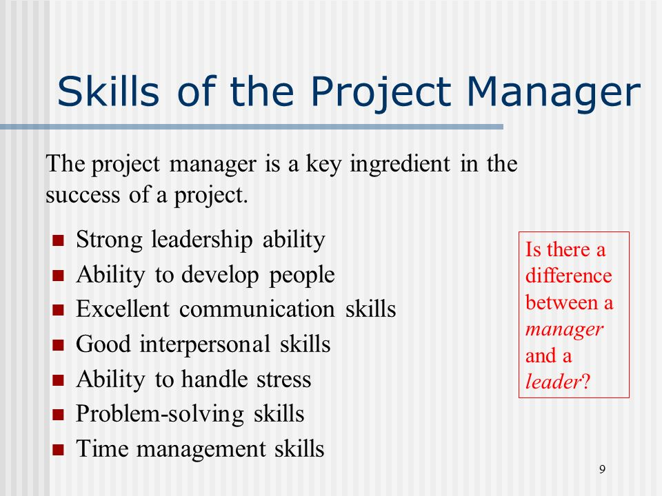4 skills of a good manager Managers with good human skills understand their role inside the manager/employee relationship and how important things, like trust, cohesion, fairness, empathy, and good will, are to the overall success of the organization human skills help the manager to communicate, lead, and motivate an employee to work towards a higher level of.