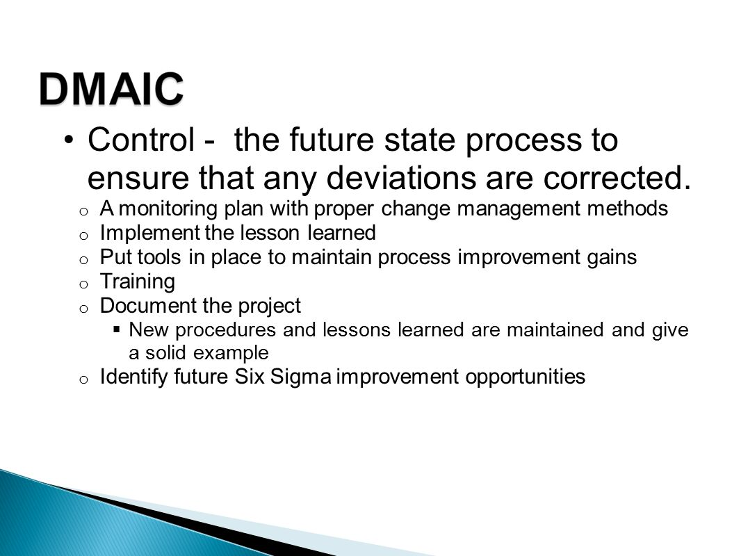 By nick blank march 1 six sigma definitions goals history 13 control xflitez Image collections