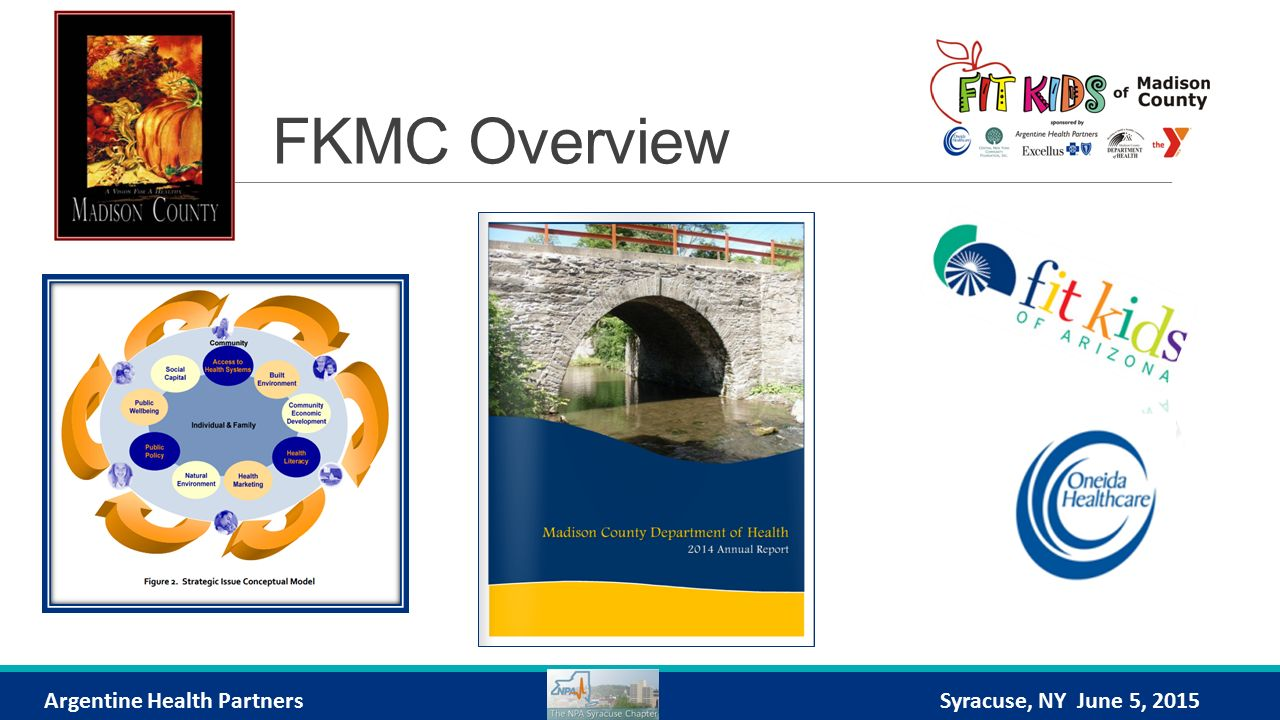 FKMC Overview Argentine Health PartnersSyracuse, NY June 5, 2015