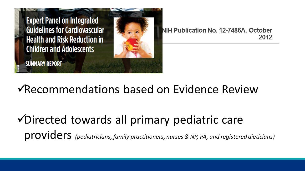 NIH Publication No.