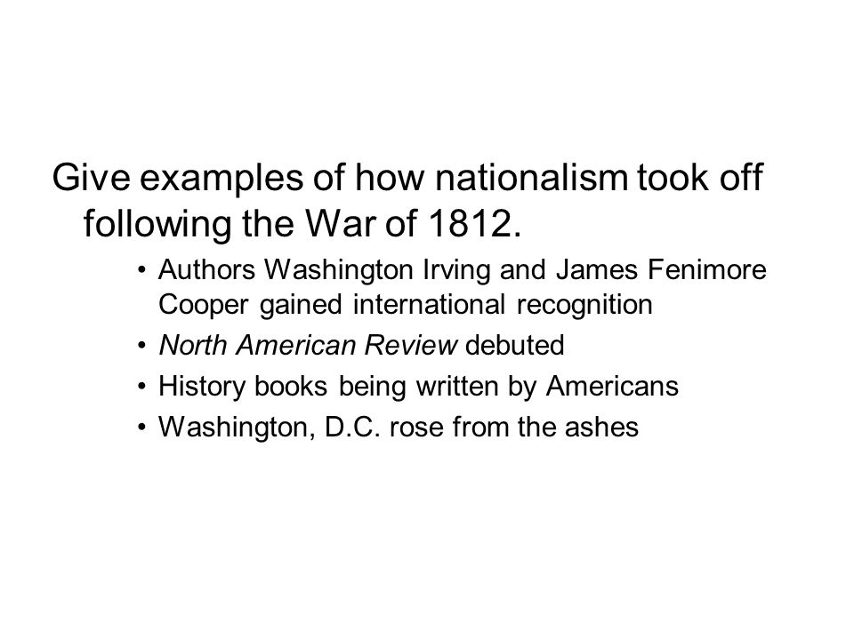 example of historical approach