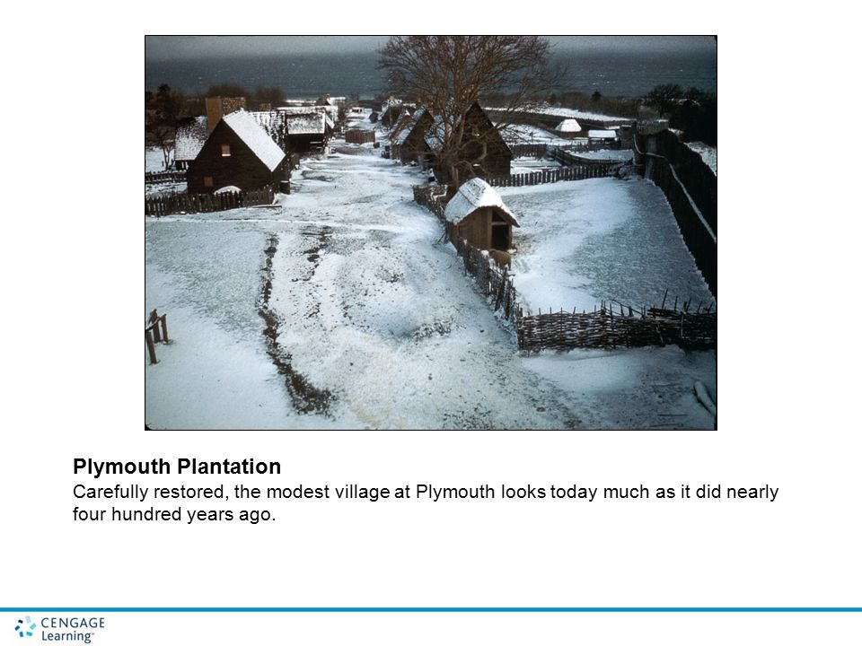 of plymouth plantation book 1 chapter ix