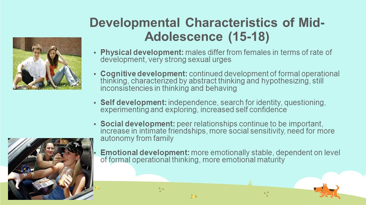importance of studying child and adolescent development 11 the best interests of the child is an important principle in both legal and child development contexts  child and adolescent development.