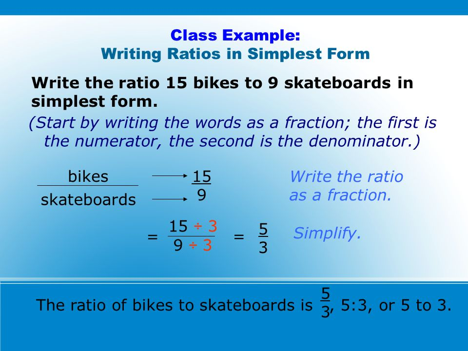 Warm Up Write each fraction in lowest terms ppt download