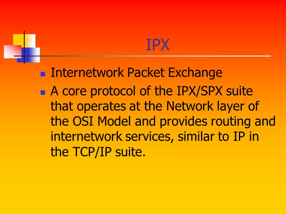 Internetwork To transverse more than one LAN segment and more than one type of network through a router.