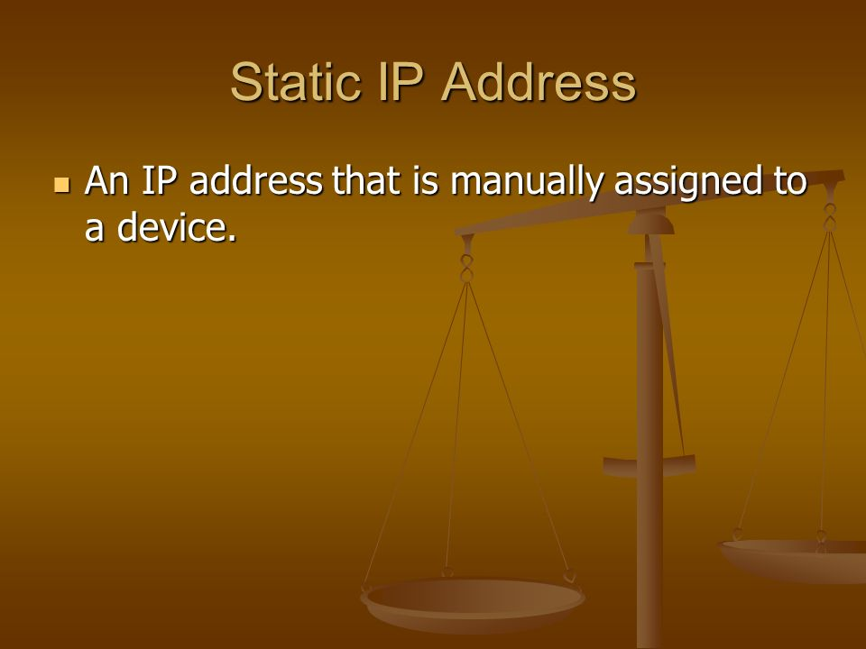 Socket A logical address assigned to a specific process running on a computer.