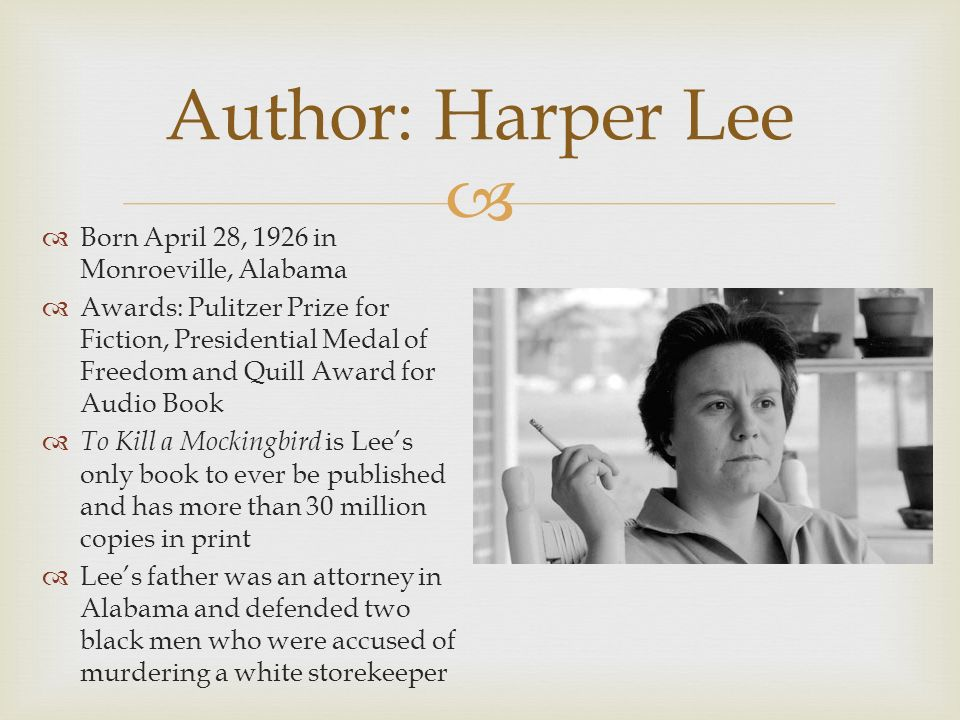 how does harper lee present and Harper lee's novel to kill a mockingbird, the story of young scout finch's experience of racial injustice in 1930s alabama, has been widely taught and read since its publication in 1960.