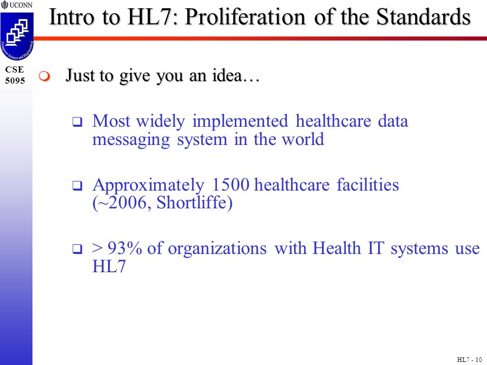 security in health data implementing hl7