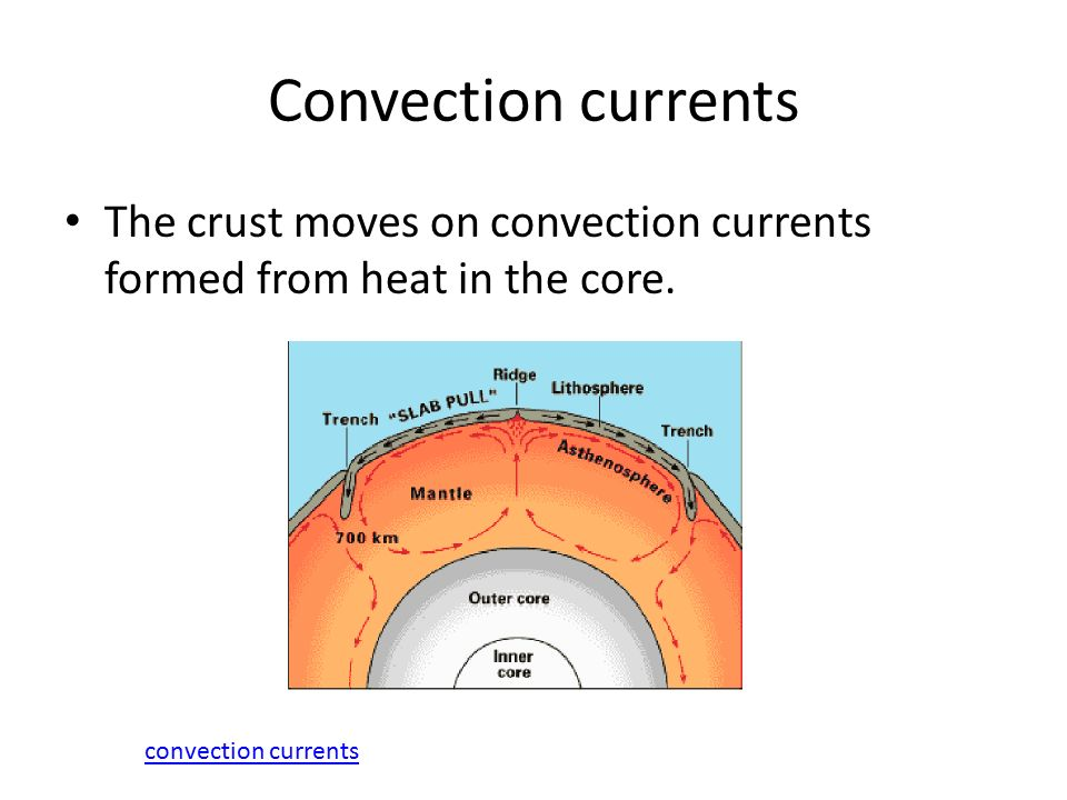 Plate Tectonics. Crust The crust is formed from continental and ...