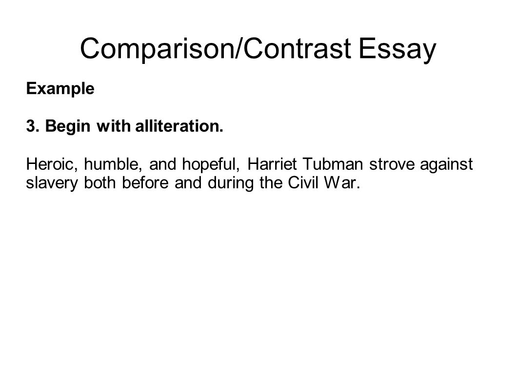 Contrast In Macbeth Essay