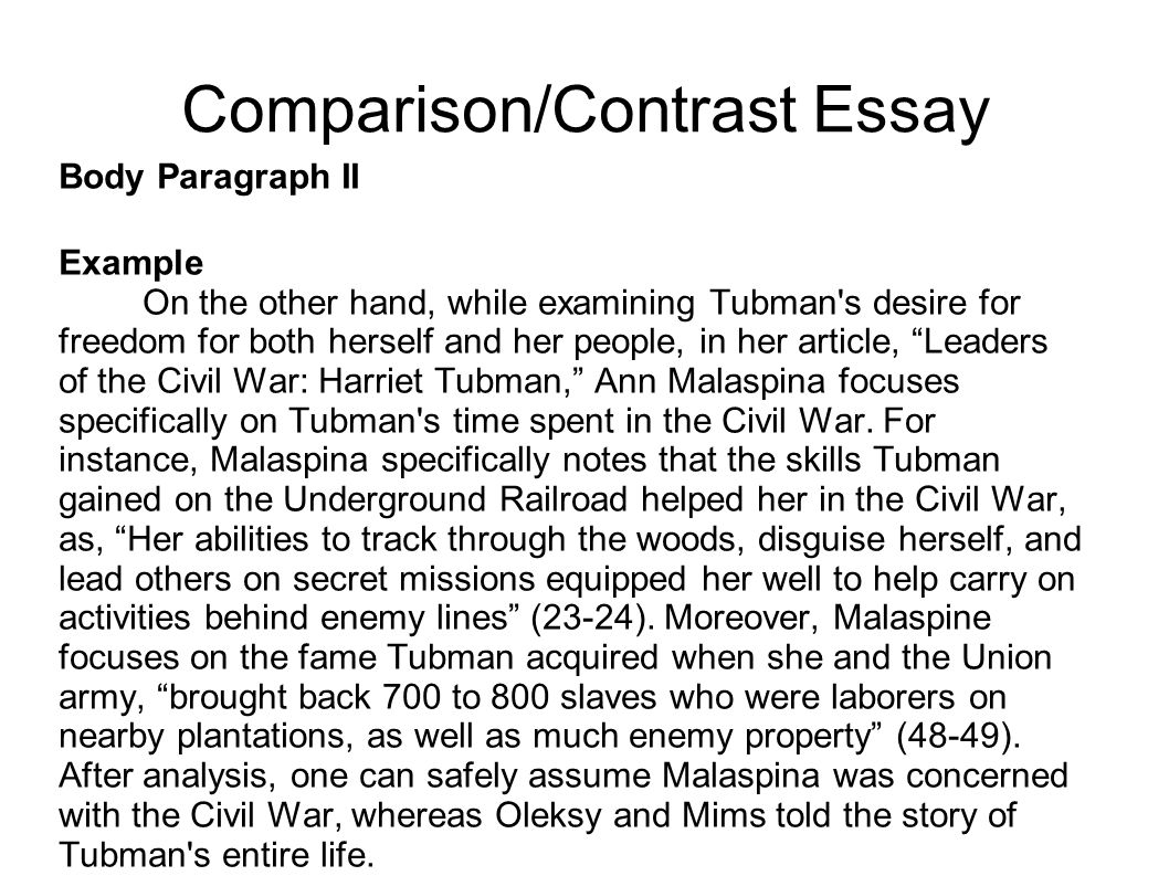civil war essay outcomes of the american civil war summary  also writing portfolio mr butner writing portfolio due date comparison contrastessay body paragraph ii example on