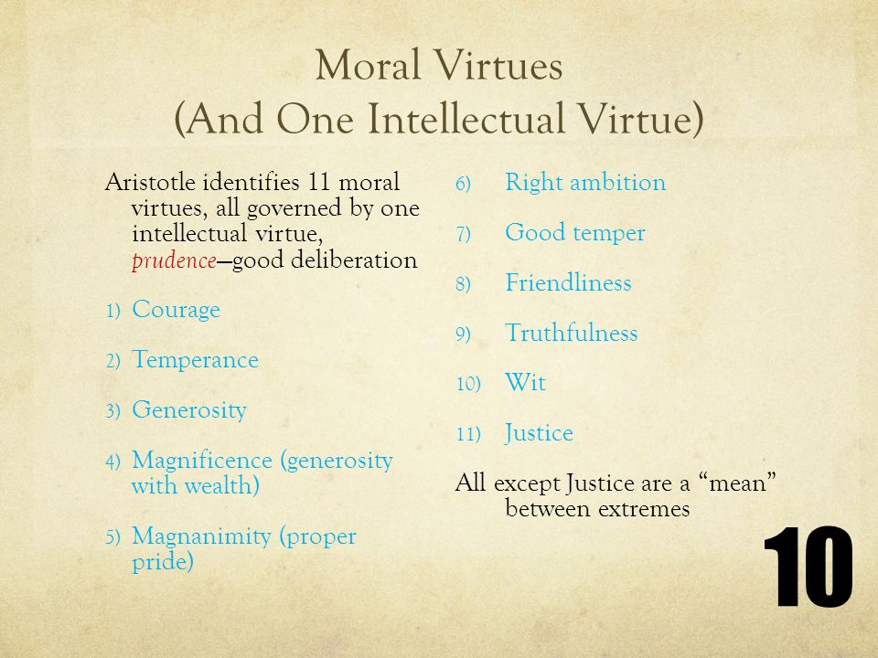 aristotle s view on virtue and senses Aristotle's categories, measure, spirit to specifics and the senses hidden from humanity's view aristotle advised such people to.