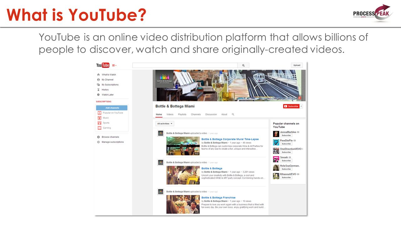 who created youtube