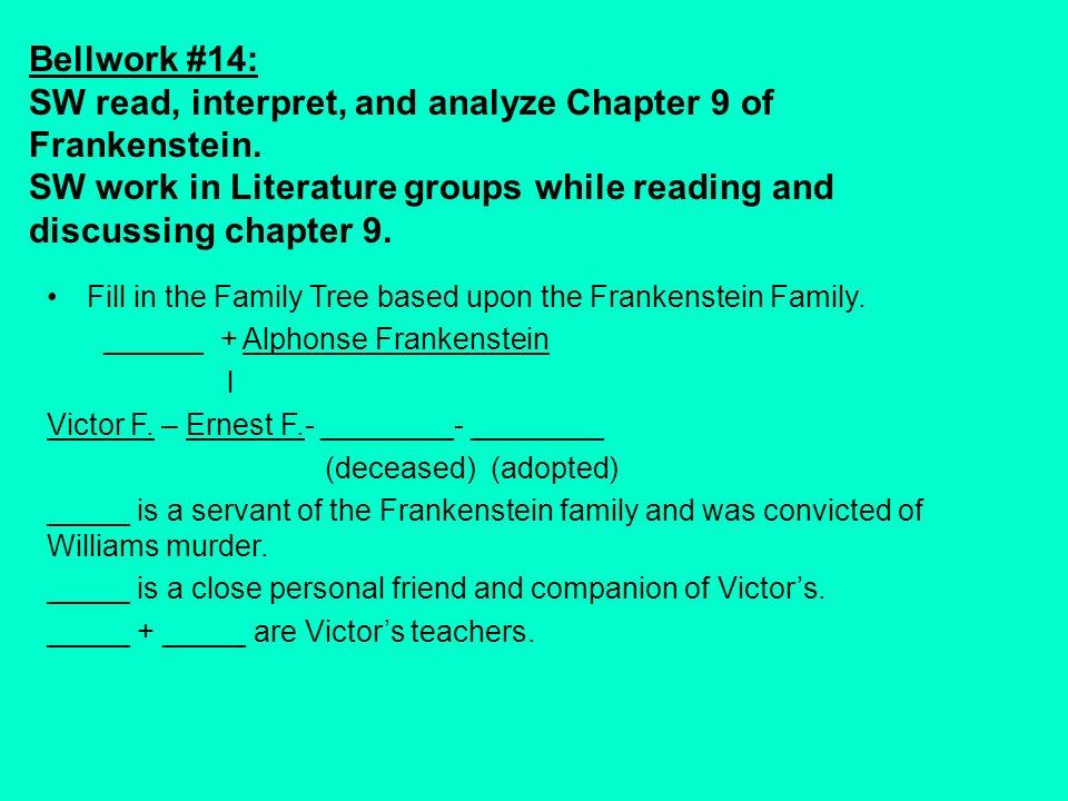 frankenstein companionship essay