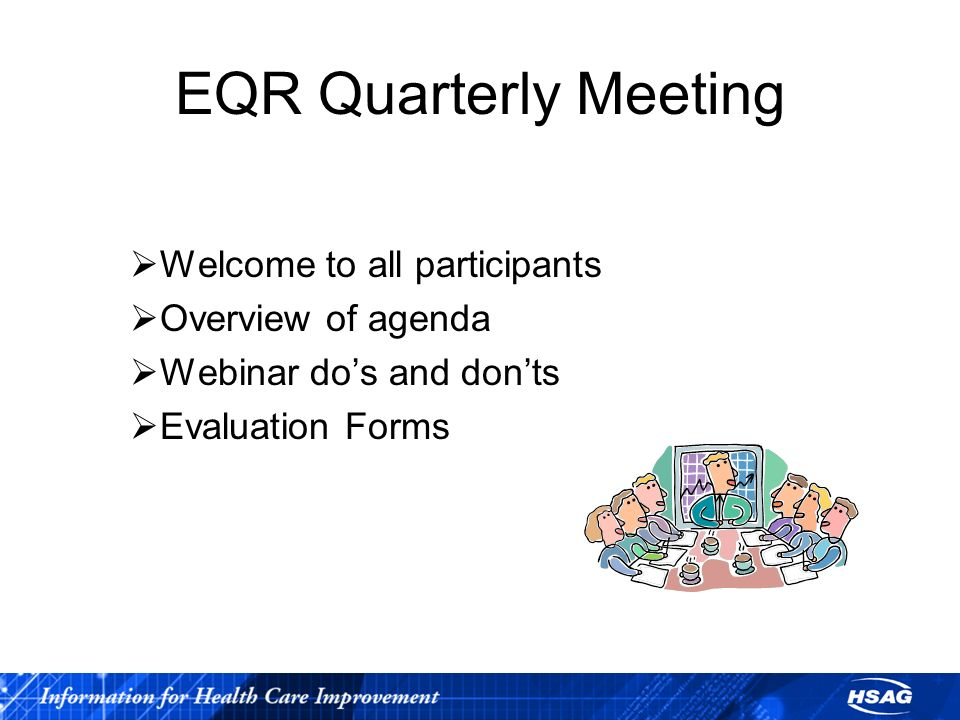 Welcome To The Eqr Quarterly Meeting! Wednesday, September 24, :00