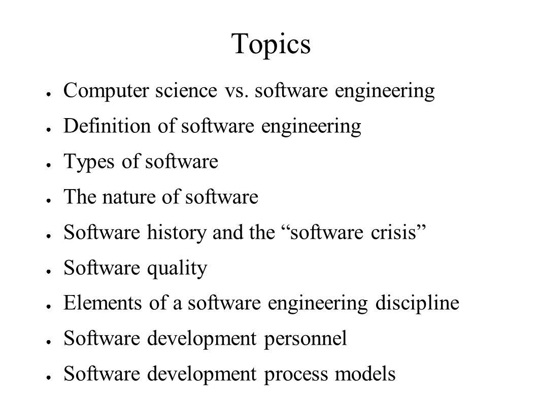 Computer Topics?