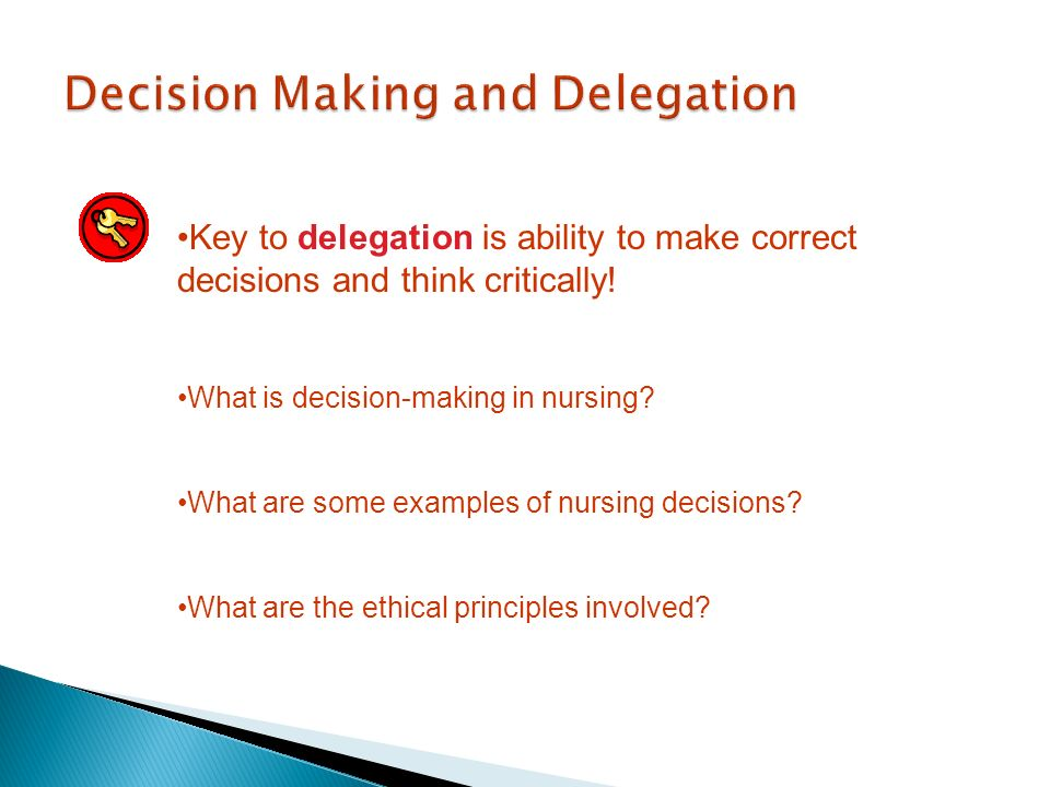 decision making essays in nursing Involving nurses in shared decision-making the stark portrayal of nursing's voice in big picture, national issues got me thinking about day-to-day issues.
