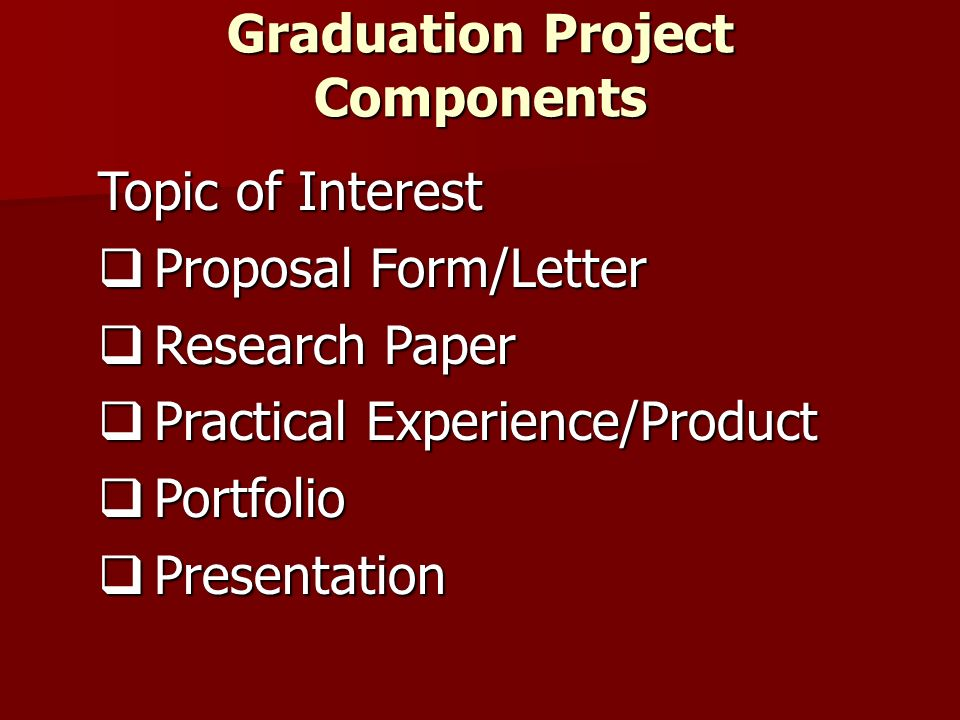 formal proposal for research paper