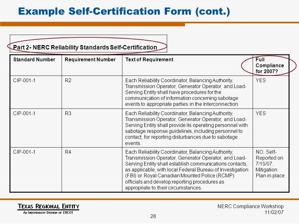 Self certification form example dolapgnetband self certification form example altavistaventures Gallery