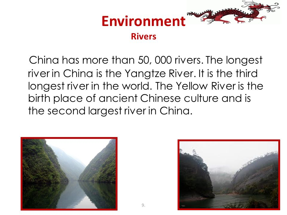 Find Your Perfect Holiday A Place You Have Been Looking For - 50 longest rivers in the world