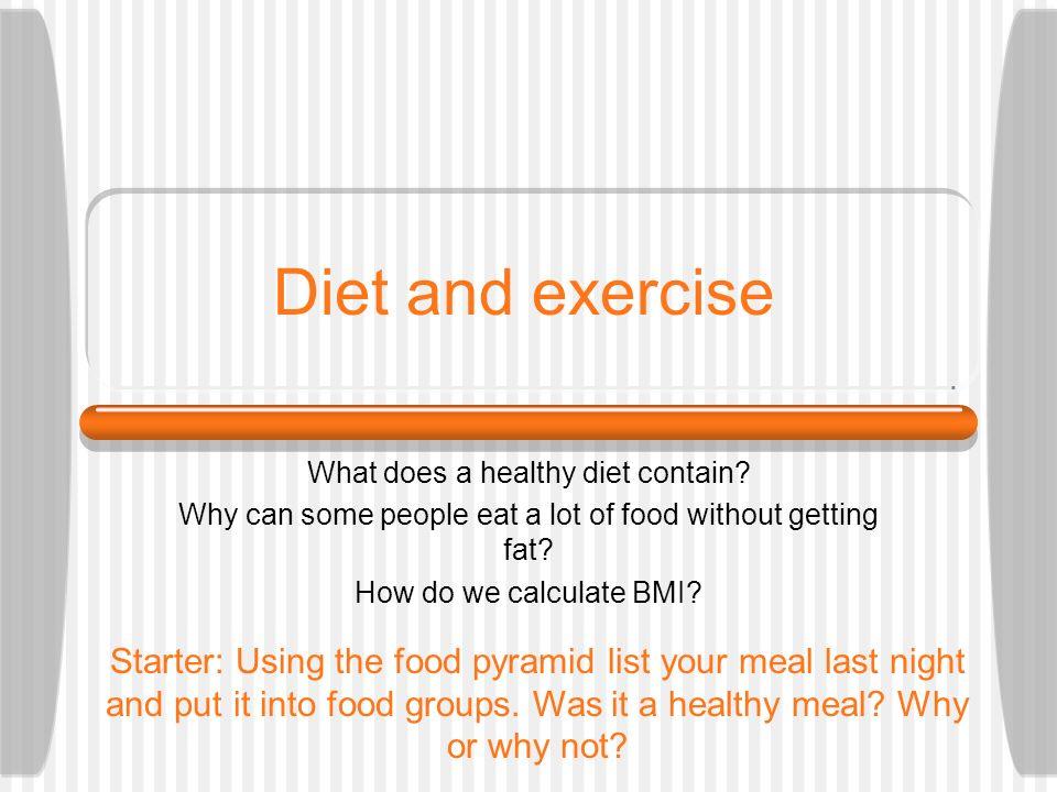 food pyramid calculator