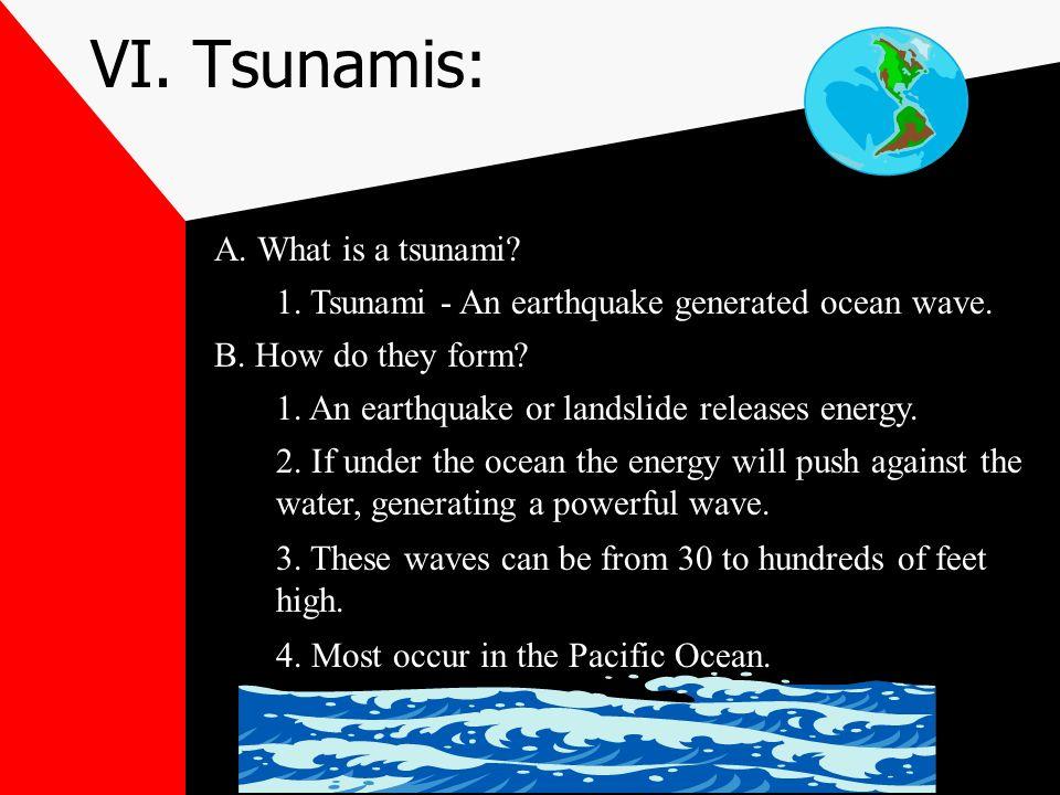 "Earthquakes"" I. Causes of Earthquakes: A. Why do earthquakes take ..."