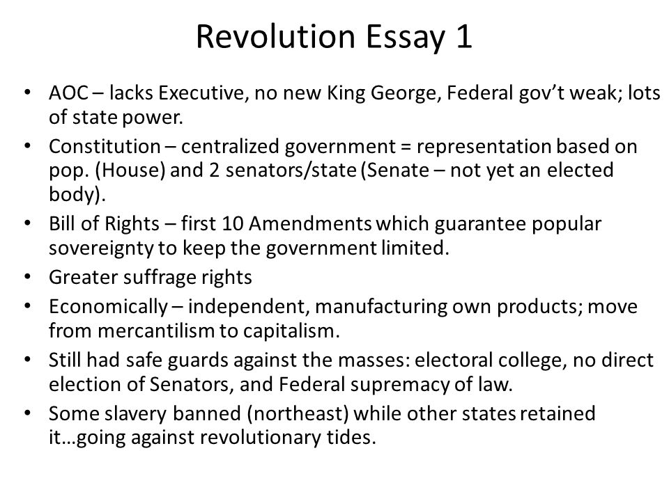 american revolution american revolution fre to what extent did  3 revolution essay