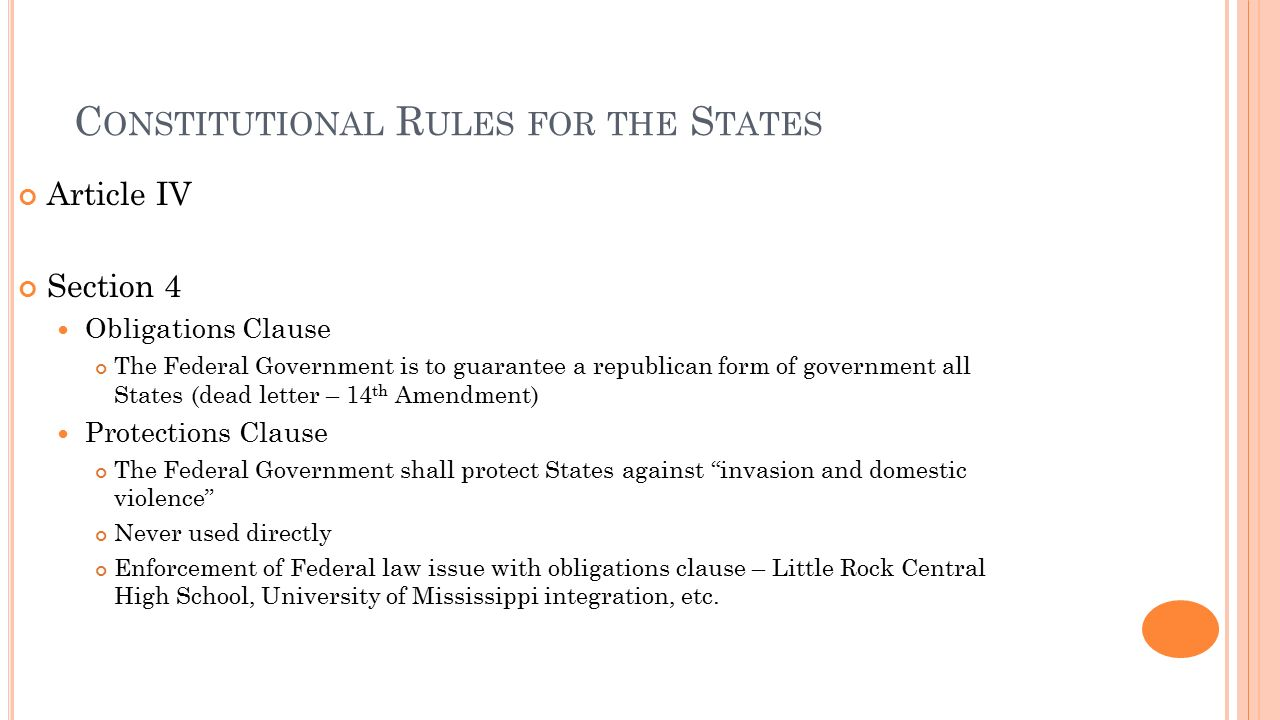 AP A MERICAN G OVERNMENT Unit 3: The States, Ratification through ...