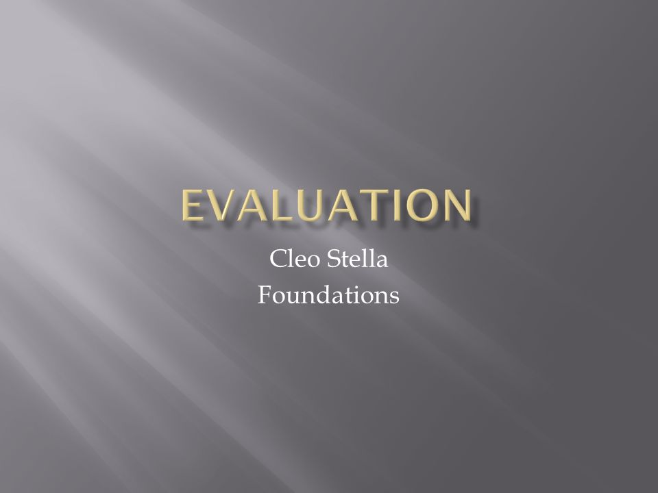 Cleo Stella Foundations