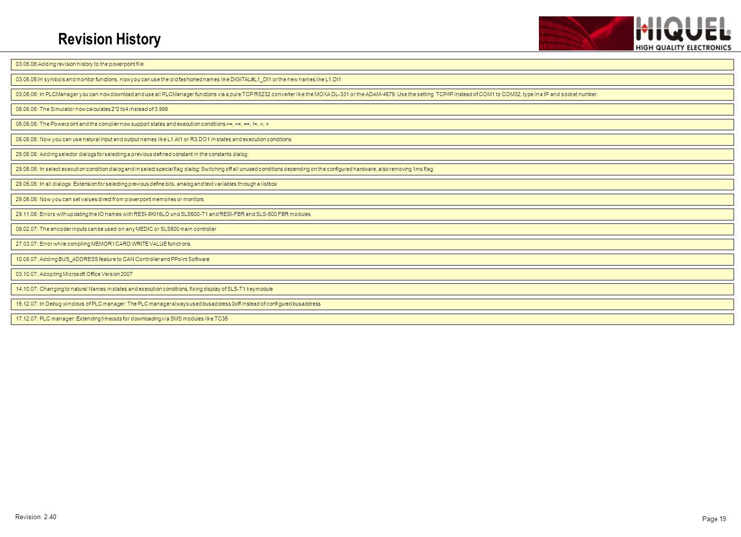 Revision 240 sls500 configurator r0412 programmumgebung 19 revision biocorpaavc Gallery