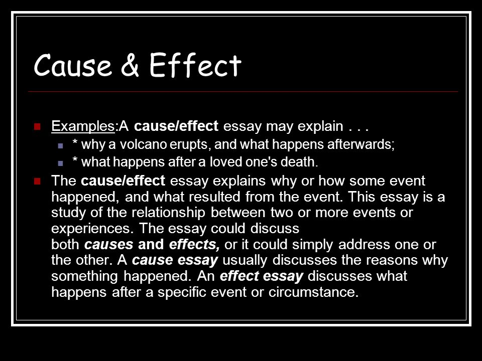 Essay Structure Lesson For ELL - Teaching Channel