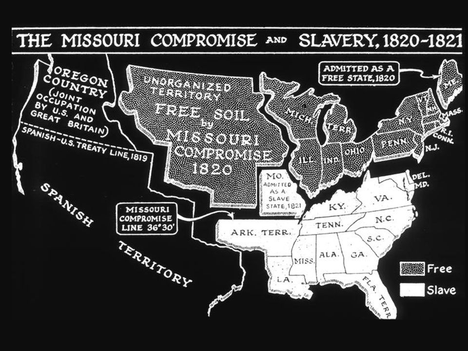 4 Compromise Of 1850 California Joined The Union As A Free State New Mexico And Utah The People Here Decided If They Wanted Slavery Or Not Popular