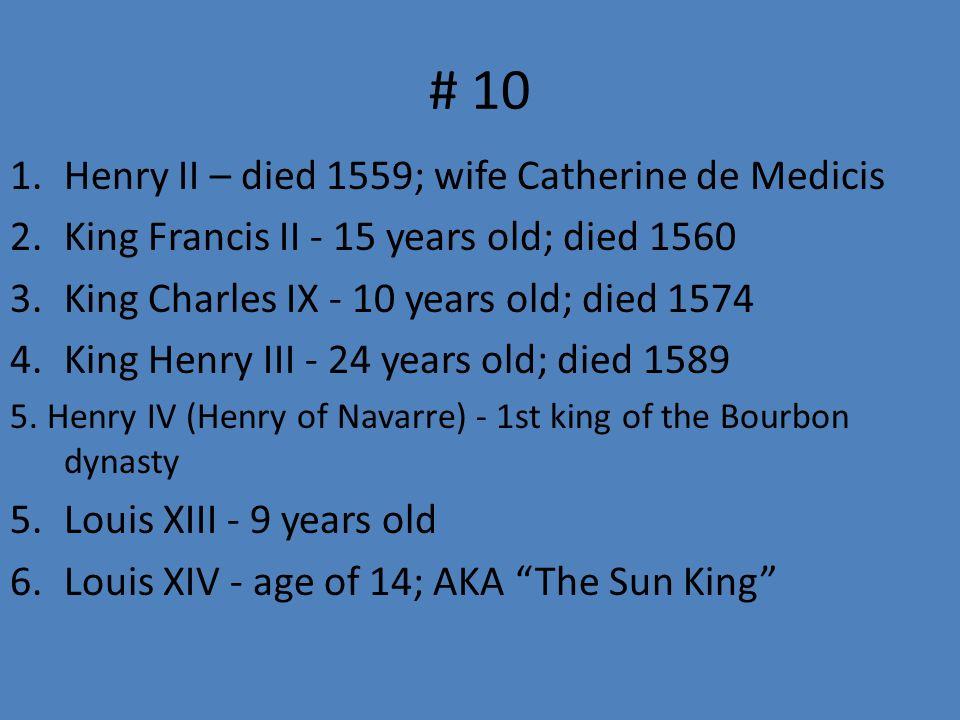 king francis 2