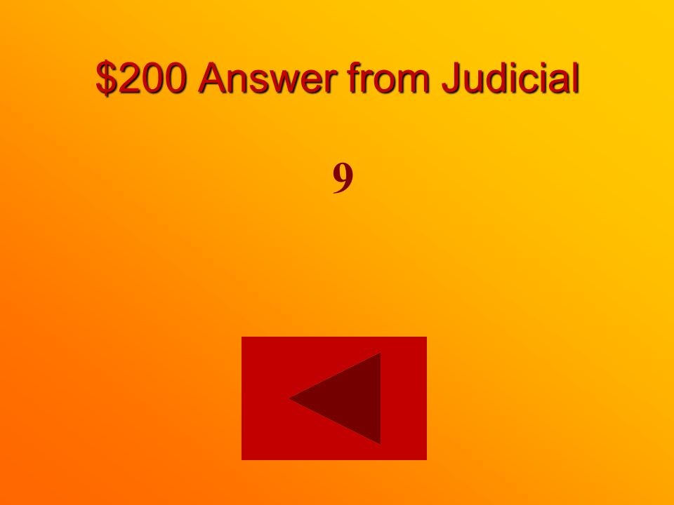 $200 question from Judicial How many Supreme Court Justices are there
