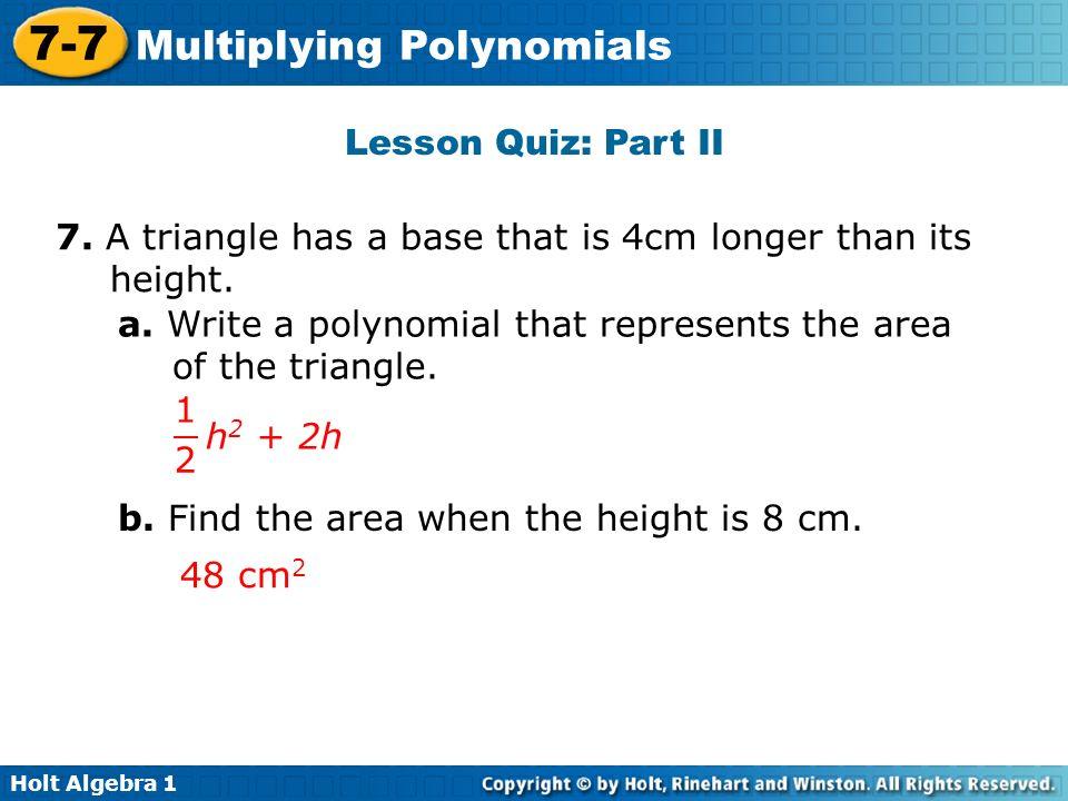 Algebra 2 worksheets factoring polynomials