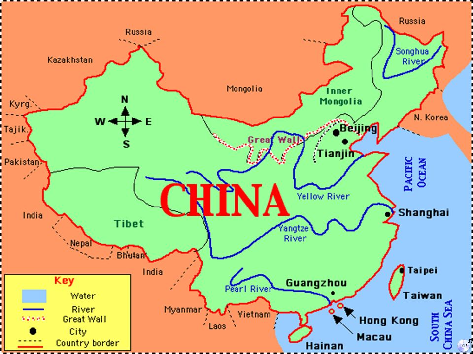 Facts Location China Is The Largest Country Entirely In Asia - What is the biggest country