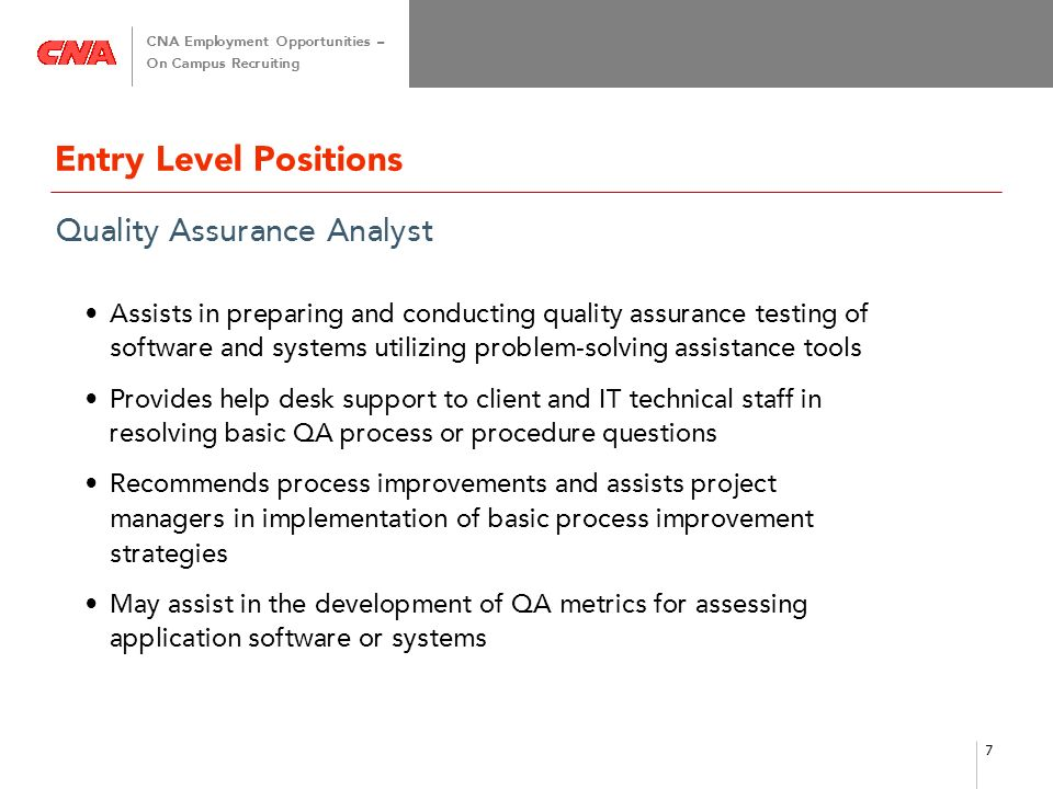 entry level quality assurance cover letter A quality control specialist cover letter sample will help you create your own letter when responding to a job that requires one to support the activities of the quality engineers and managers in daily floor activity.