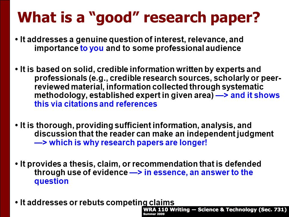 what are good research paper topics Education research paper topics offer education majors a choice of samples on how to write projects at any level education research paper topics offer education majors a choice of samples on how to write projects ranging from adult learning theories to early education literacy.