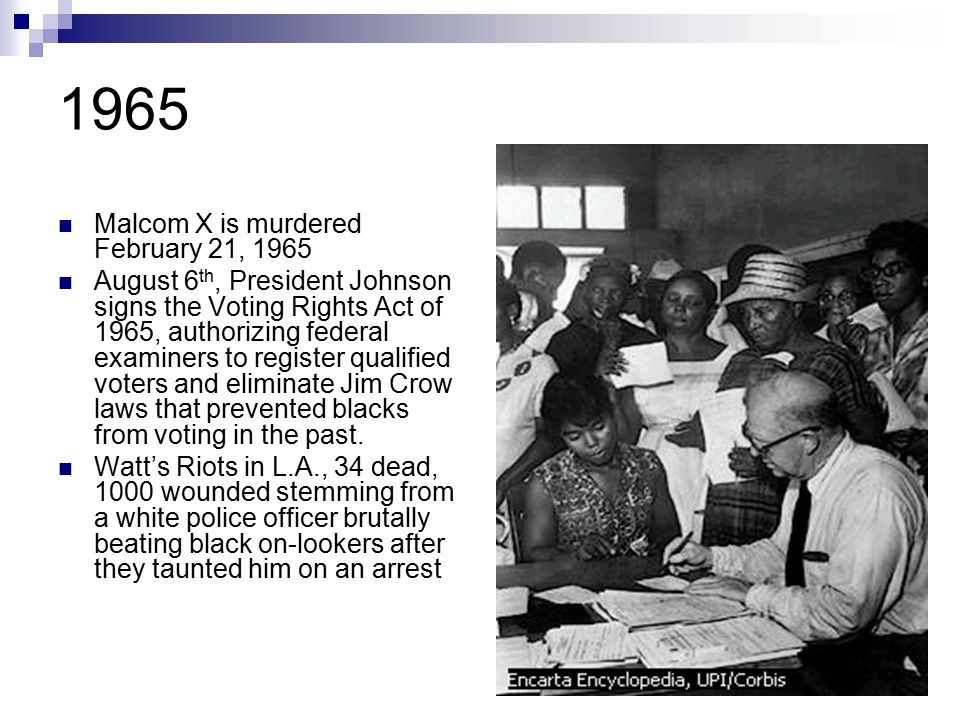 the voting rights act under the united states constitution The voting rights act of 1965 is a landmark piece fifteenth amendments to the united states constitution, the act secured voting under the act's.