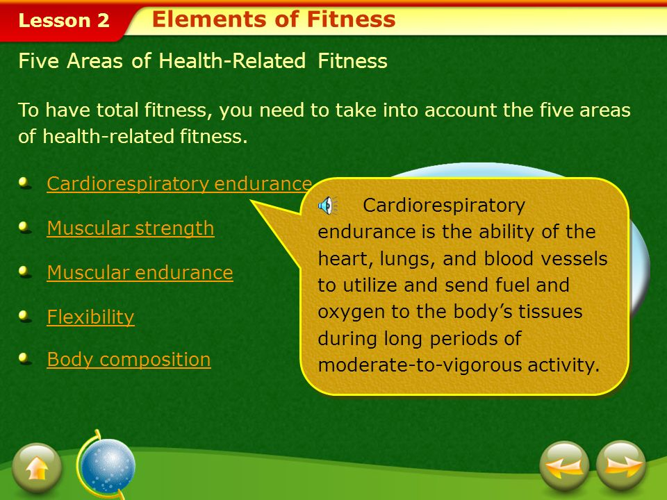Lesson 2 The health behaviors you engage in relating to physical activity and nutrition can affect the health of your skeletal system now and later in life.