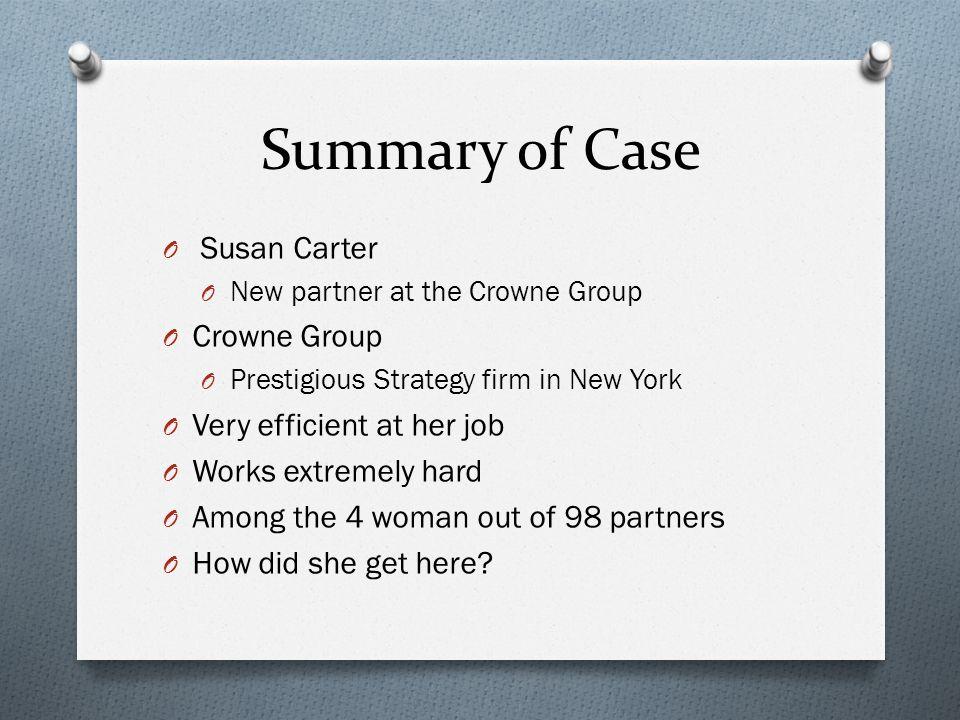 organizational behavior chapter 8 case study