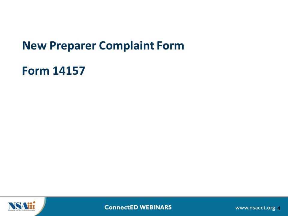 Irs Preparer Penalties And The Strategies To Avoid Them All Audio Is