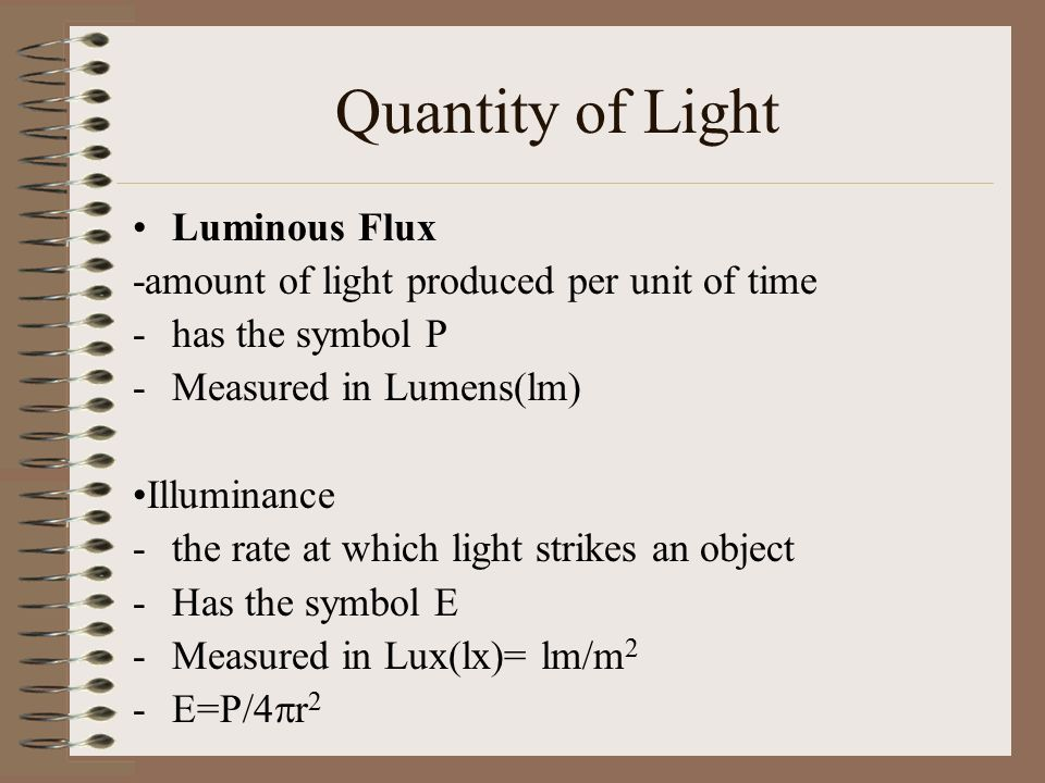 Chapter 16 Fundamentals Of Light The Ray Model Of Light Light Is