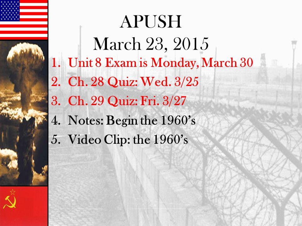apush chapter 1