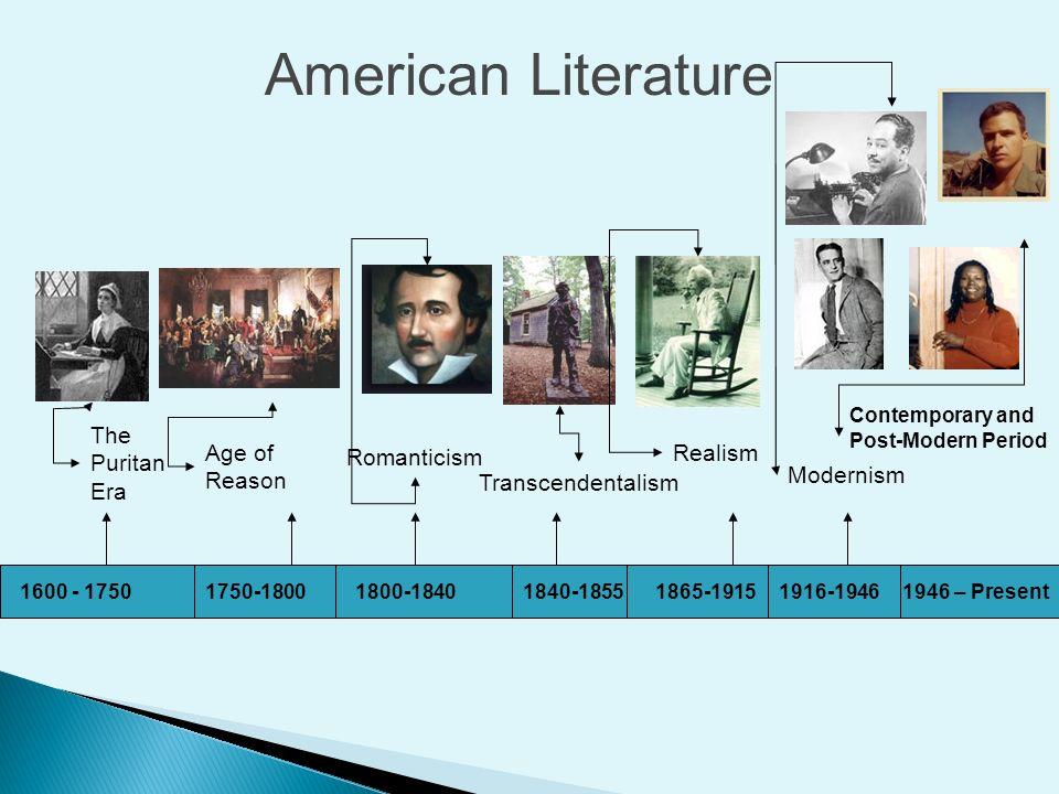 transcendentalism in modern america