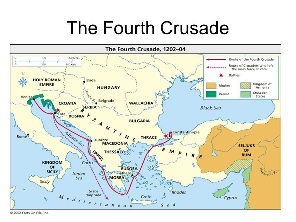 The Fourth Crusade
