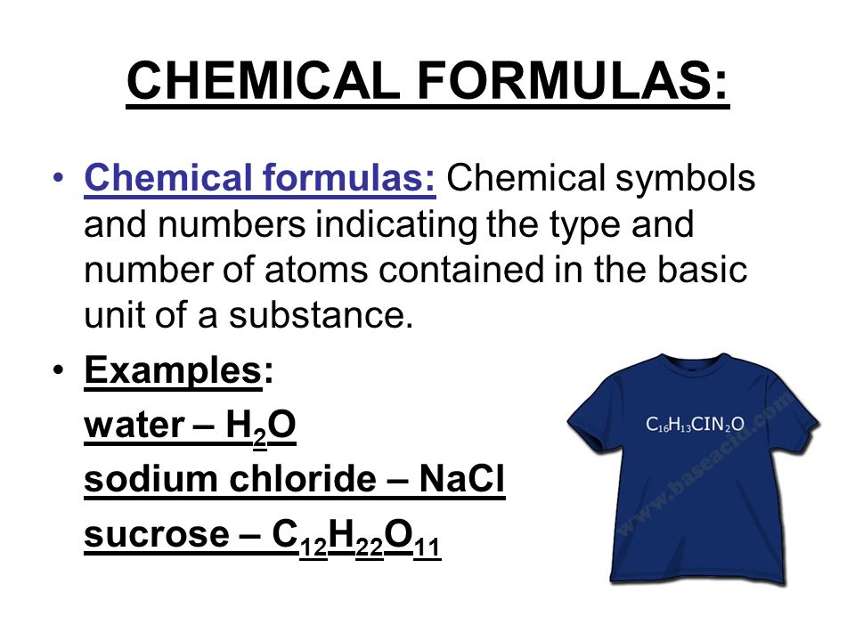 CHEMICAL SYMBOLS: CHEMICAL SYMBOL – one or two letter symbol representing an element on the periodic table First letter is always capitalized Second letter is always lower case Examples: sodium – Naiodine – I lead – Pb iron – Fenickel – Ni