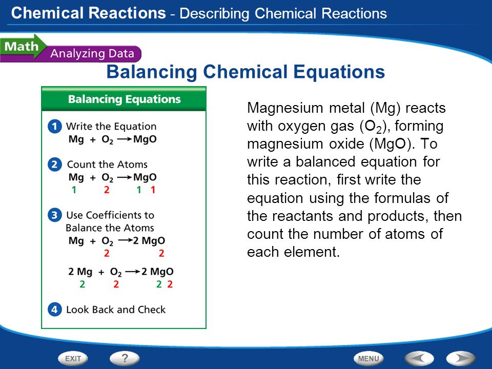 chemical reaction essays A chemical reaction is a process in which one or more substances are chemically changed into one or more new substances a chemical reaction may involve the motion of electrons in the forming and breaking of chemical bonds.