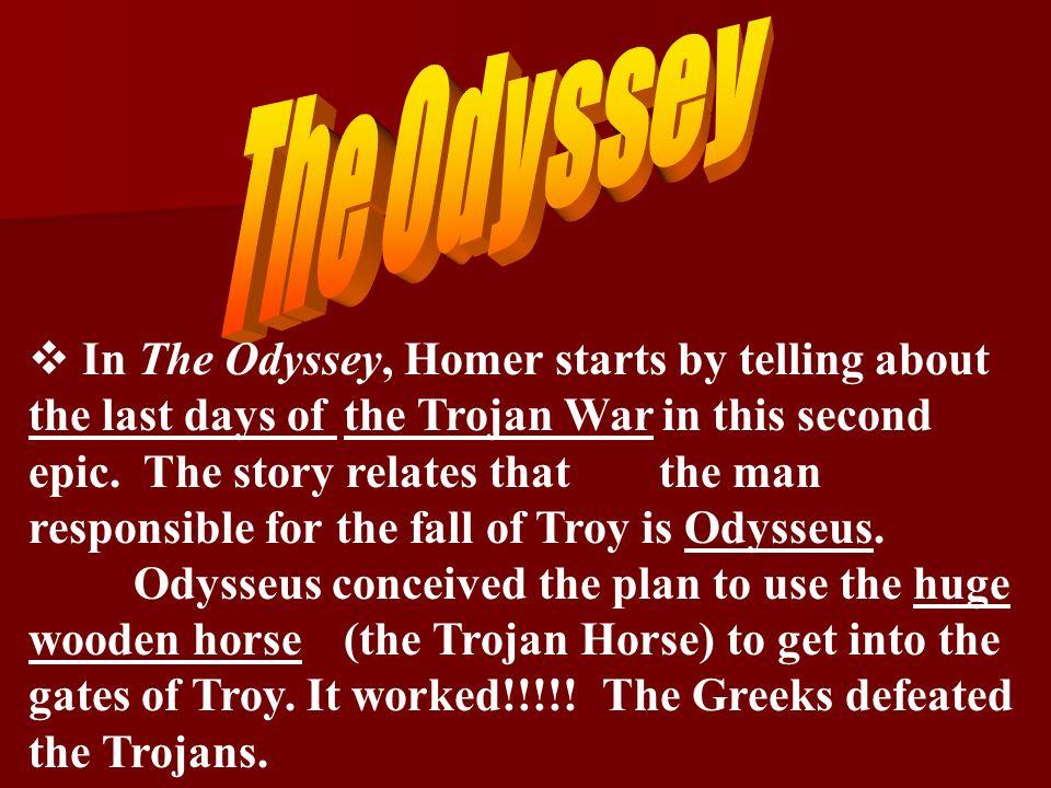 a modern day odyssey